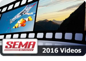 SEMA 2016 Videos
